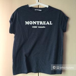 Футболка Mango Montreal.