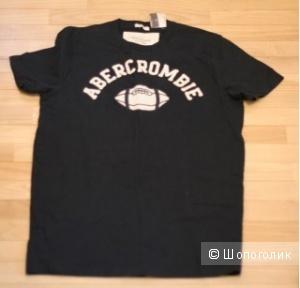 Мужская футболка Abercrombie & Fitch. Размер: 46−48 (M)