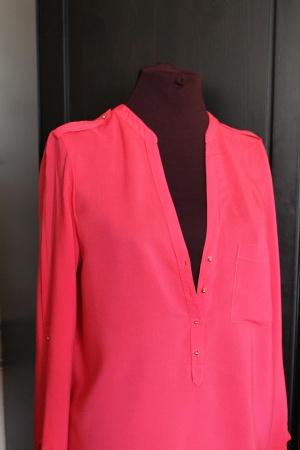 Zara Рубашка Блуза Новая
