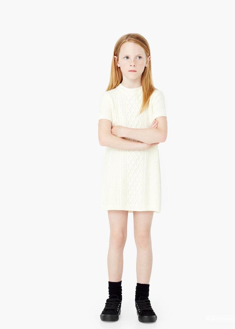 Платье мango kids 5-6 лет