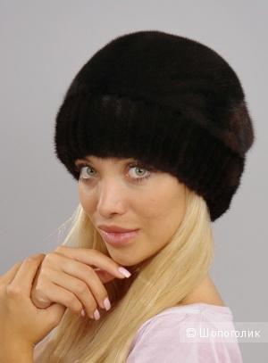 Классическая норковая шапка