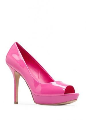 Розовые туфли Манго, 40размер