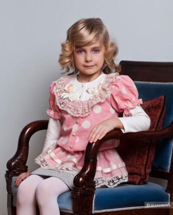 Блузка для девочки Gioia di Mamma размер 140