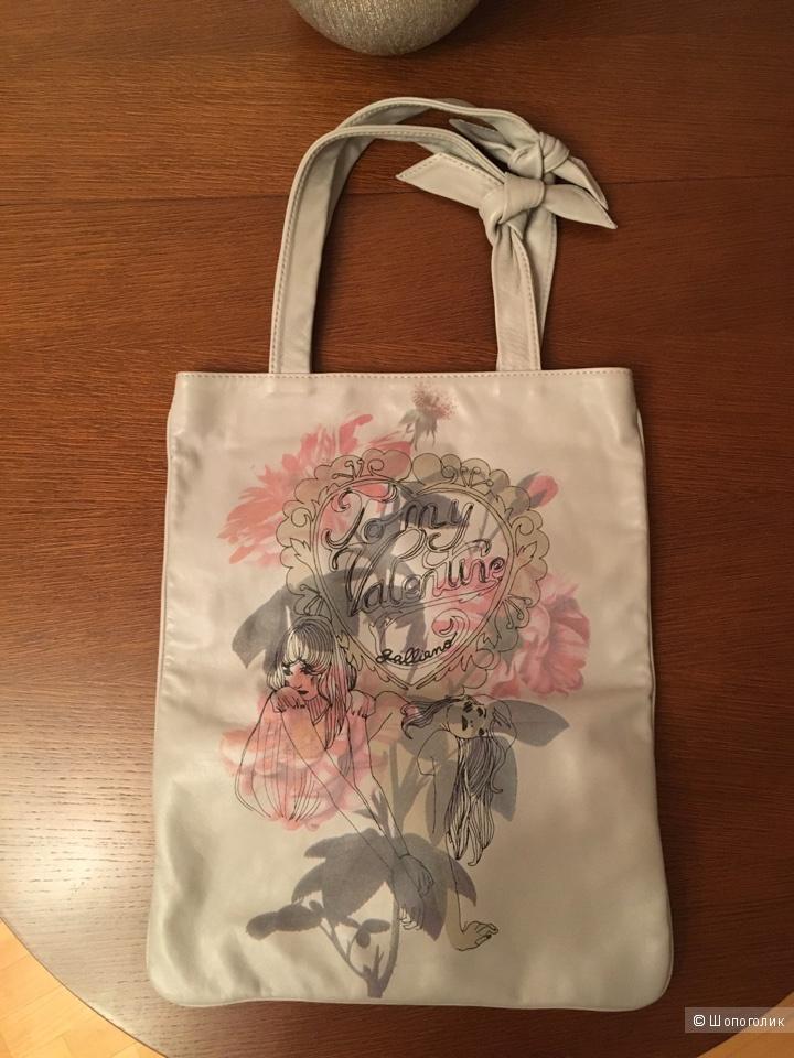 Новая сумка Galliano