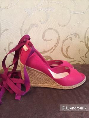 Летние туфли GANT 39 р-р