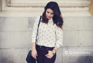 Блуза Рубашка Новая Zara Woman