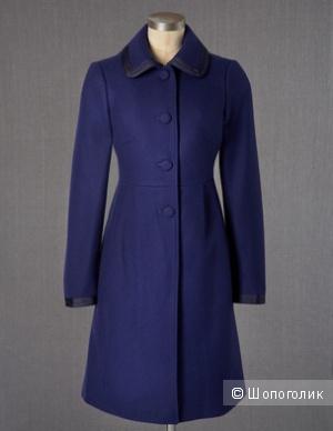 Пальто  Boden ,  модель  Diana для petit women, размер 12(UK),на 46р-р