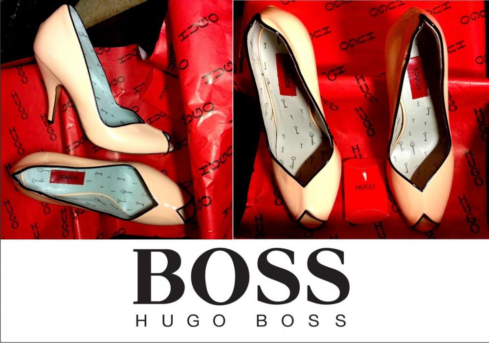 Оригинал. Новые Туфли Hugo Boss. Италия