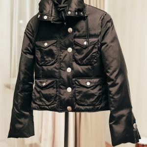 Куртка с подкладом пух/перо