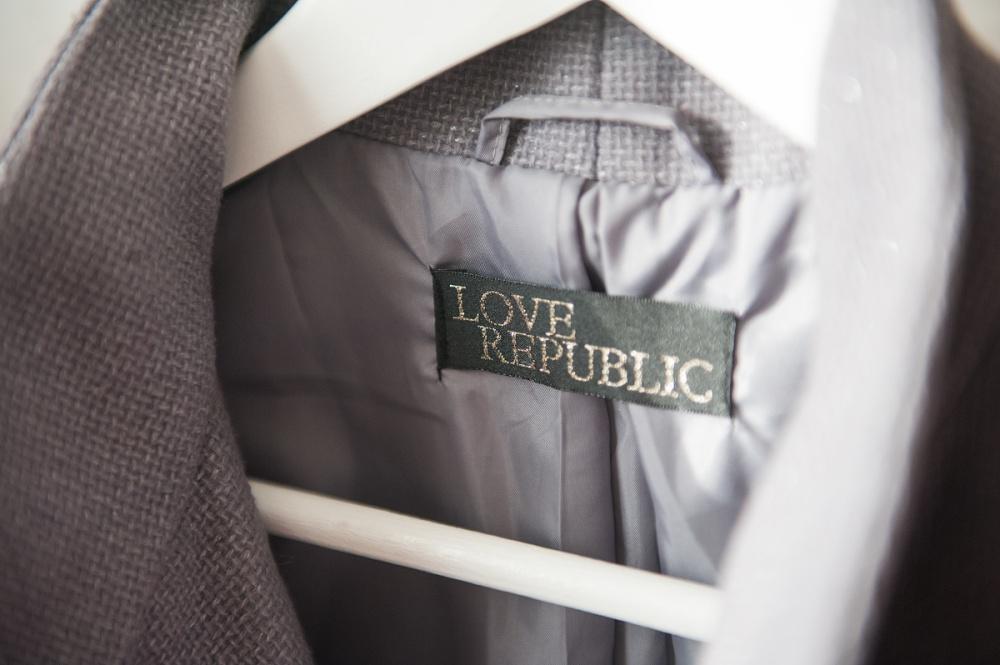 Женское пальто Love Republic р. XS (40-42)