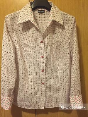 Рубашка с принтом  Gerry Weber, размер 46-48