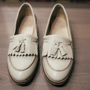 Кожаные туфли для широкой стопы ASOS