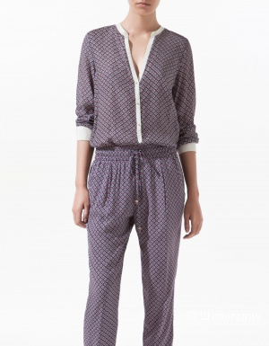 Zara Woman Рубашка Блуза и Брюки