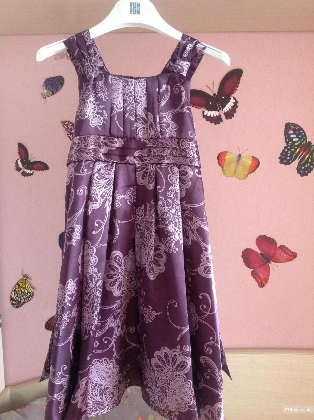 Платье для девочки и болеро