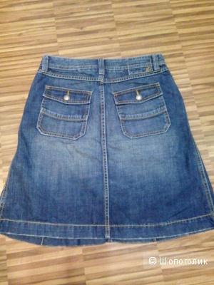 Юбка джинсовая s.Oliver-размер 44-46