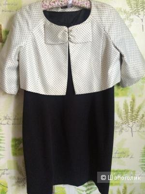 Платье oggi с накидкой, комплект