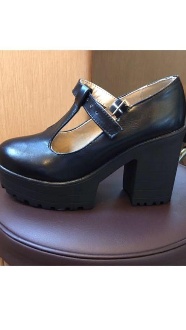 Удобные туфли весна-осень