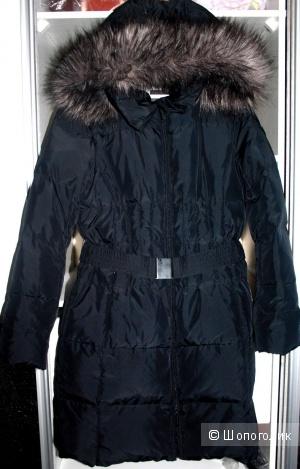 Оригинал. Новое Зимнее Пальто Calvin Klein 1-ая линия. 48 - 50р.