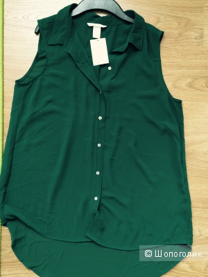 Продам новую блузку H&М размер 38