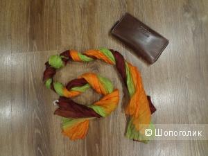 Яркий шарфик