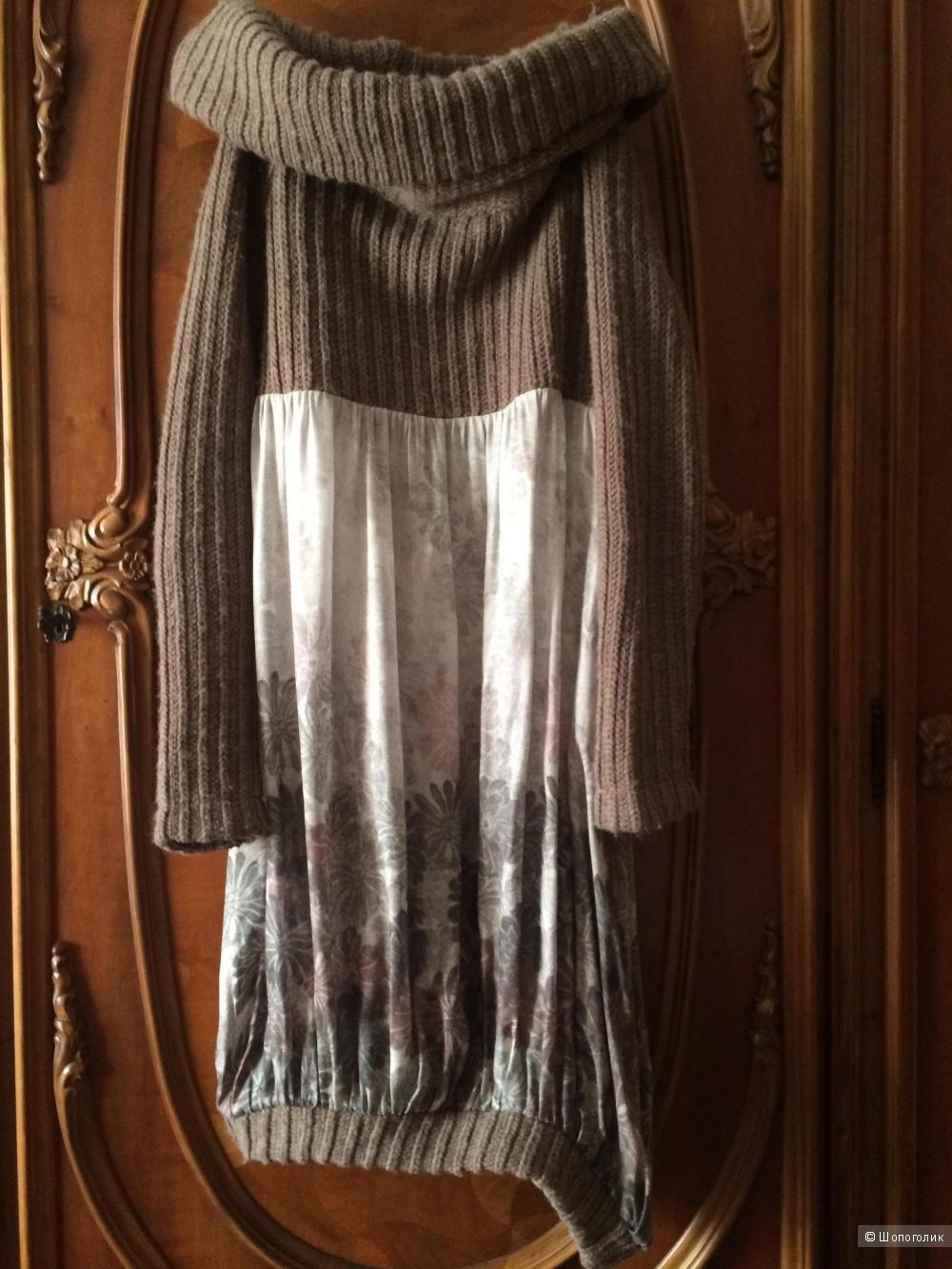 Платье -мешок Италия.
