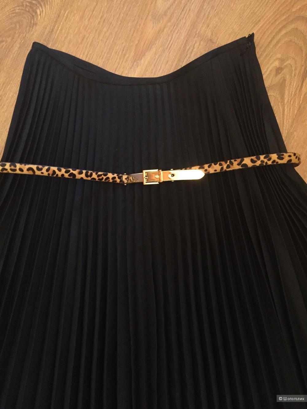 Женский кожаный ремень от Ralph Lauren size L