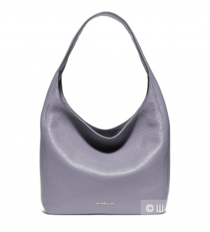MICHAEL Michael Kors Lena Large Leather Shoulder Bag
