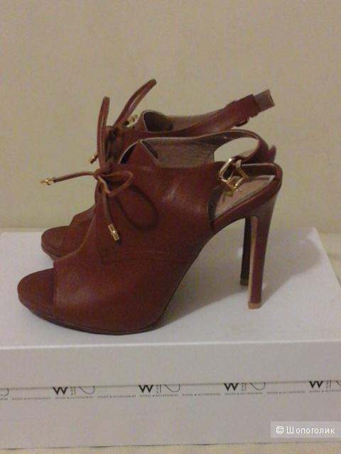 Босоножки, W2 Shoes&Accessories,новые,размер 37