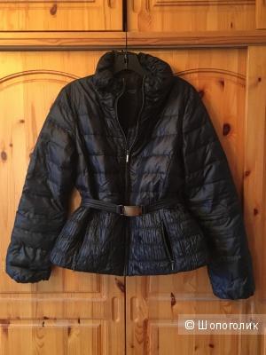 Темно-синяя куртка Weekend MaxMara размер 44IT