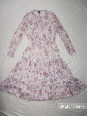 Платье Mango Suit (длина - миди) р.S