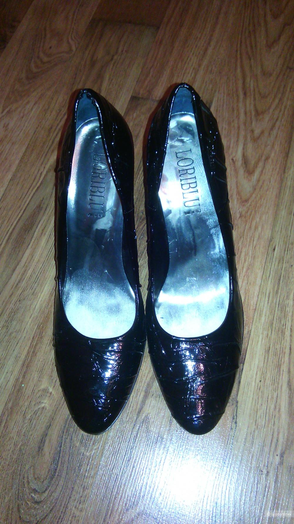 Loriblu классические лаковые туфли 39 размер
