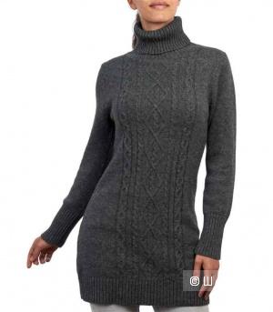 Новое платье (свитер) размер S из 100% шерсти