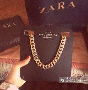 Новое Ожерелье Колье Цепь Zara