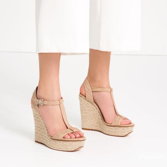 Продам сандалии ZARA обуты 1 раз