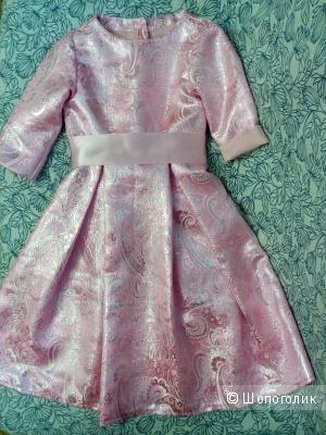 Платье для девочки, рост 104 см