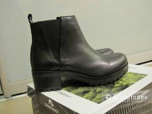 Ботинки челси LUMBERJACK, 40 EU, черные, новые.