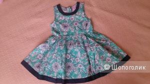 Платье Sela, 4 года, новое