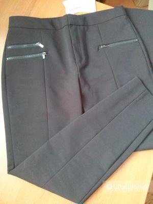 Черные брюки Манго на 44-46 р-р.