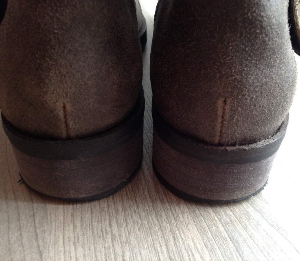 Итальянские сапоги Del Gatto, размер 40