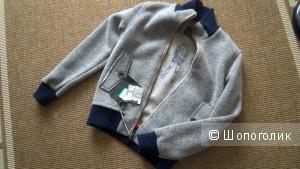 Куртка мужская шерстяная P.H sport, 46 размер