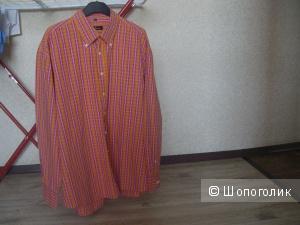 """Рубашкам мужская """"Daniel Hechter"""" размер XL б/у"""