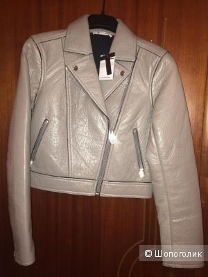 Новая кожаная куртка T by Alexander Wang