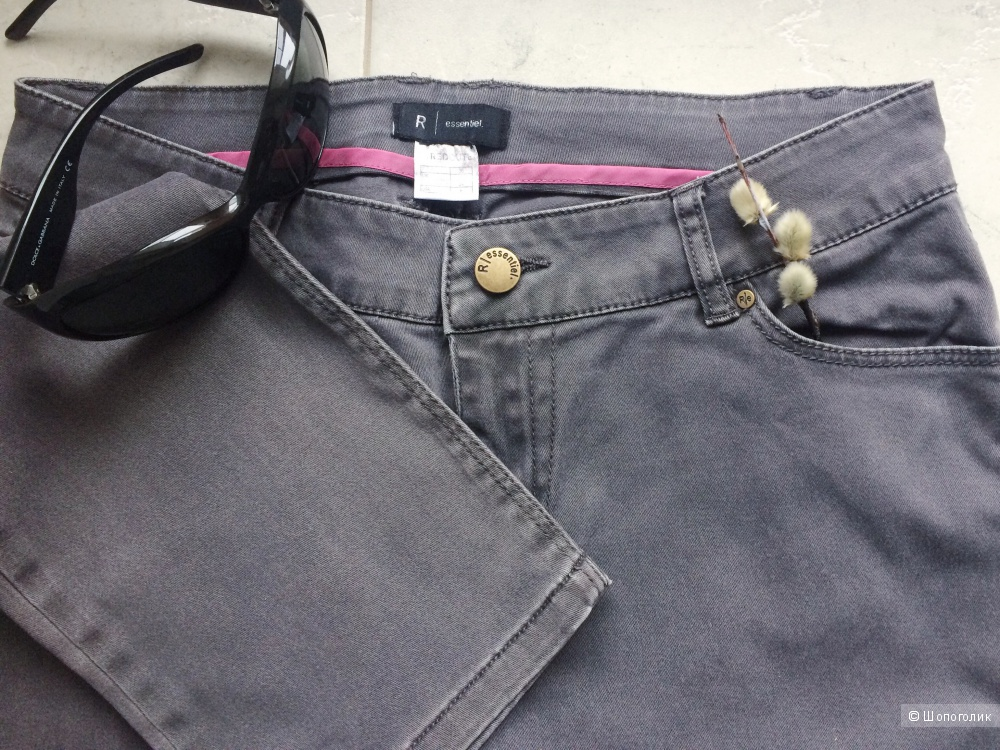 Новые брюки La redoute, 36 размер
