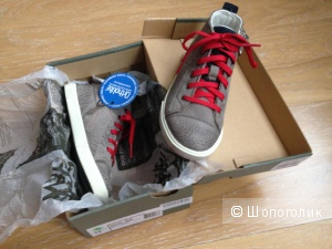 Новые детские ботинки Timberland EU31 20см