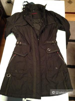 Пальто утеплённое Eddie Bauer 44-46р