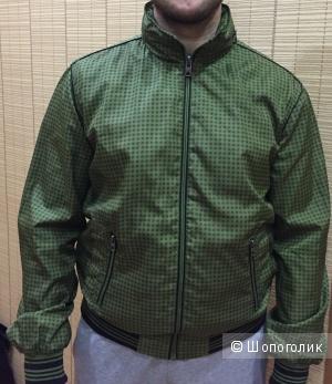 Продам почти новую мужскую куртку-ветровку 46-48 р-ра Reserved