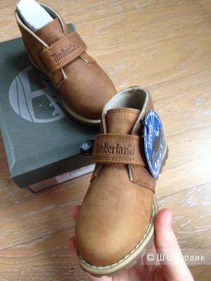 Новые ботиночки Timberland EU25 16,3см