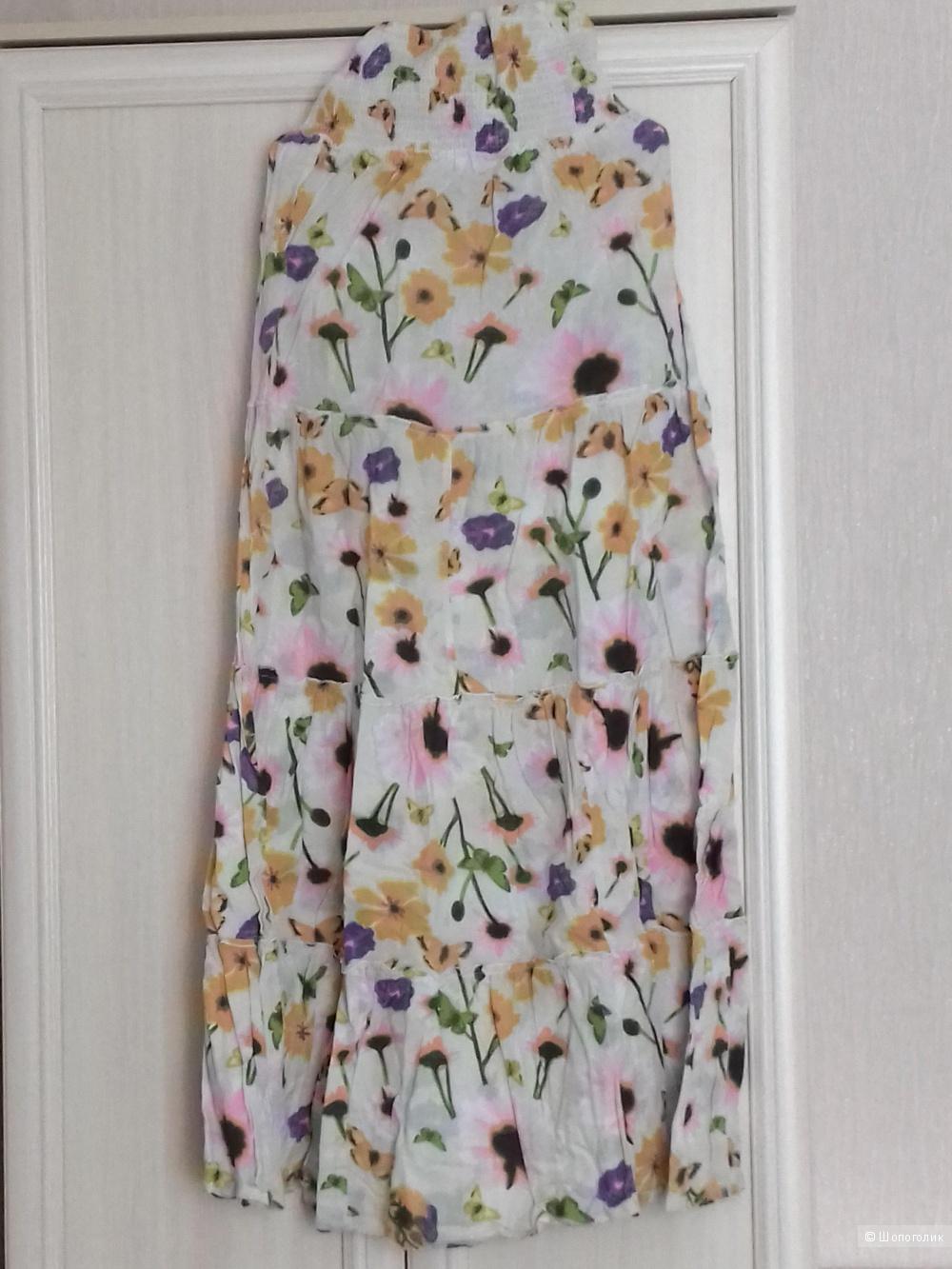 Длинное платье River Island, размер 44