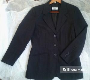 Amalfi Reine Schurwolle(Heine) шерстяной жакет 100% высококачественной шерсти(значок woolmark) 46-48-50 (пог 49)