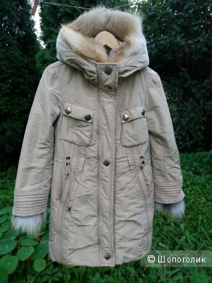 Итальянское осеннее пальто на межсезонье
